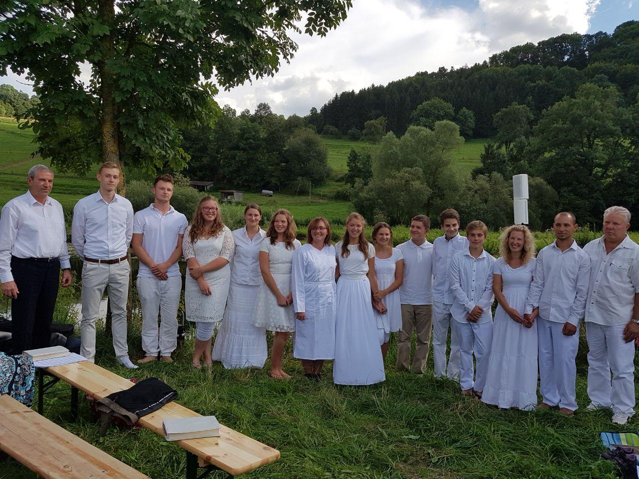 Gemeinde Gottes Kirchberg